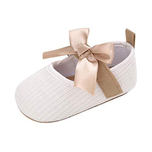 0-18 Meses,SO-buts Recién Nacidos Bebés Niñas Pequeños Zapatos Lazo Zapatos De Fiesta...