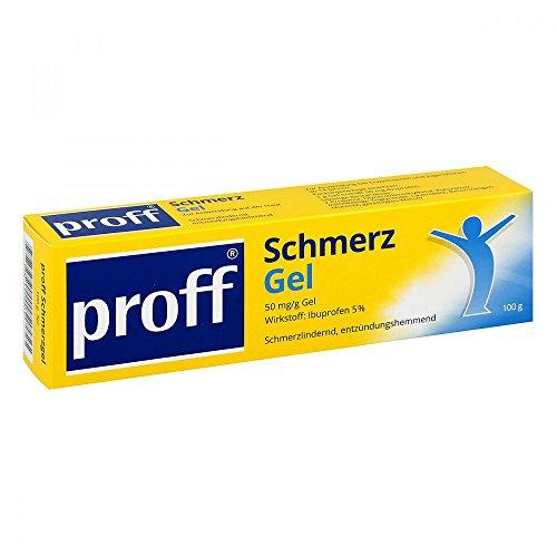 proff Schmerzgel 50 mg/g, 100 g