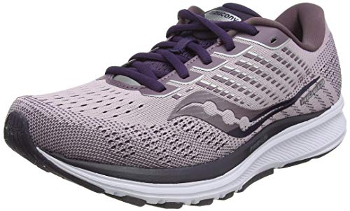 Saucony Women's Ride 13, Dusk, 9 Medium