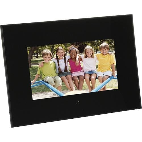 "Sunpak SF7032100 7"" Digital Photo Frame - Black Digital Frames Picture"
