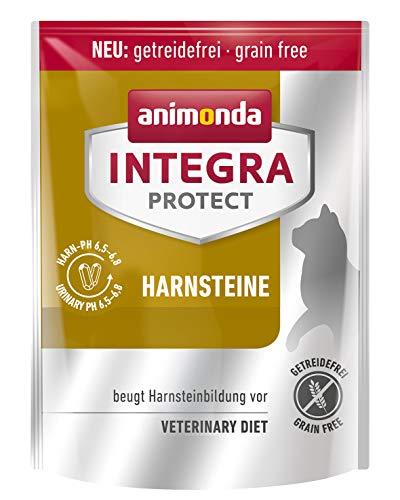 animonda Integra Protect Harnsteine,  Spezial-Katzenfutter, Trockenfutter zur Vorbeugung eines Harnweginfekts, mit Geflügel , 300 g