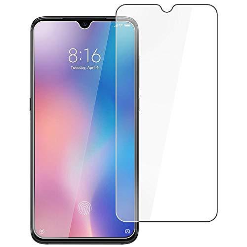 ebestStar - Mi 9 kompatibel mit Xiaomi Panzerglas [x2 Pack] Schutzfolie Glas, Schutzglas Bildschirmschutz, Bildschirmschutzfolie 9H gehärtes Glas [Mi 9: 157.5 x 74.7 x 7.6mm, 6.39'']