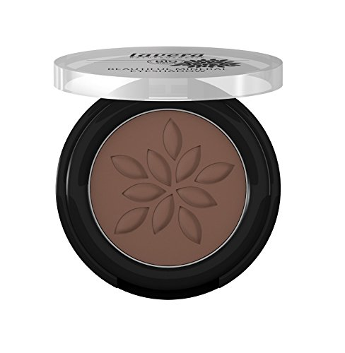 lavera Lidschatten Beautiful Mineral Eyeshadow ∙ Farbe Matt'n 'Copper gold ∙ farbbrilliant & langanhaltend ∙ Natural & innovative Make up ✔ vegan ✔ Bio Pflanzenwirkstoffe ✔ Naturkosmetik ✔ Augen Kosmetik 1er Pack (1 x 2 g)
