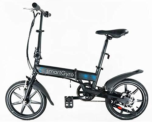 Bicicleta eléctrica SmartGyro