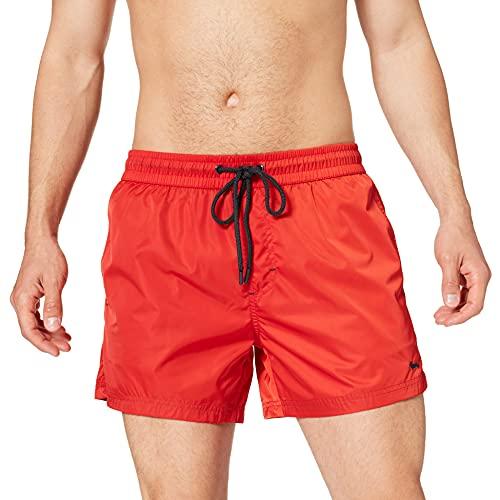 Harmont & Blaine YNF001090280 Costume a Pantaloncino, Rosso Intenso, M Uomo