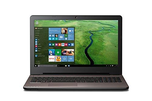Medion 30019618 39,6 cm (15,6 Zoll) Laptop (Intel Core i3 5010U, 4GB RAM, 500GB HDD, Win 10 Home) silbergrau