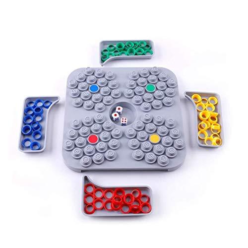KZJIEZH Juguetes intelectuales, cálculos educativos Juguete, Juguetes numéricos para Padres e Hijos de interacción, Juguetes para niños Adultos