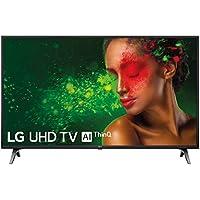 "LG 43UM7100PLB - Smart TV 4K UHD de 108 cm 43"", (procesador Quad Core, HDR y Sonido Ultra Surround) color negro"