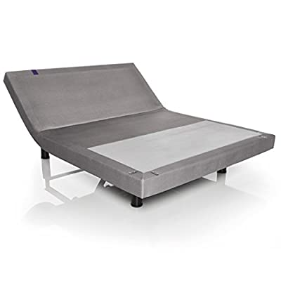 Purple Power Base - King Size Bed Frame