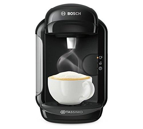 Tassimo Bosch Vivy 2 T14 TAS1402GB Kaffeemaschine, Schwarz