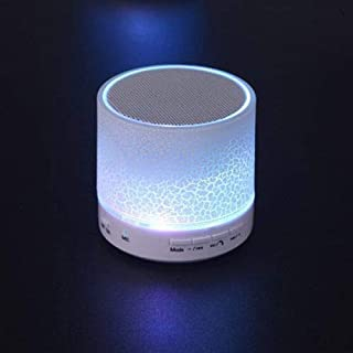 A9 Mini Portable Wireless Stereo Bluetooth Speaker For iPhone Samgsung Tablet PC White