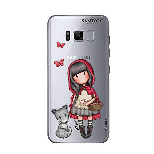 Gorjuss GJFM035 - Funda para Samsung Galaxy S8