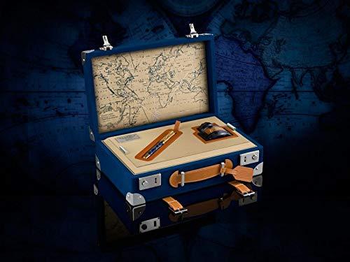 Parker Duofold L.E. Craft of Travelling pluma estilográfica Limited Edition 2018
