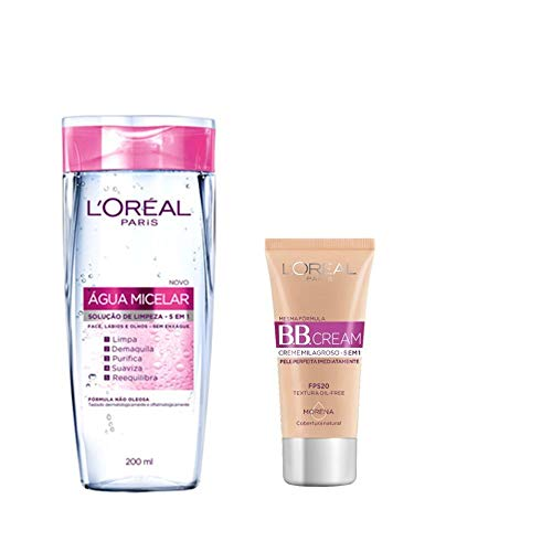 L'oréal Paris Kit Água Micelar + Bb Cream