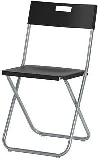 comprar comparacion Silla Plegable Grunde de Ikea, Negro
