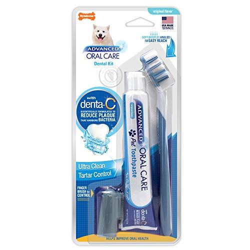 Nylabone Advanced Oral Care Kit Dentaire pour Chien
