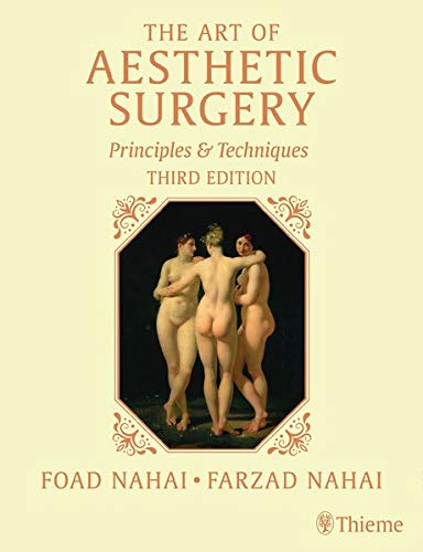 Compare Textbook Prices for The Art of Aesthetic Surgery, Three Volume Set, Third Edition: Principles and Techniques 3 Edition ISBN 9781684200344 by Nahai, Foad,Nahai, Farzad R.,Kenkel, Jeffrey M.,Stevens, W. Grant,Adams Jr., William P.,Hunter, John G.