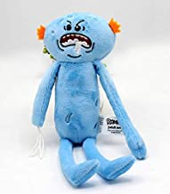 EXTOY Cute Anime Plush Toys Pickle Cucumber Mr.Meeseeks Soft Stuffed Toy for Kids Adults Doll New Must Haves Unique Gifts Girls Favourite Characters Superhero Dream Unboxing Box