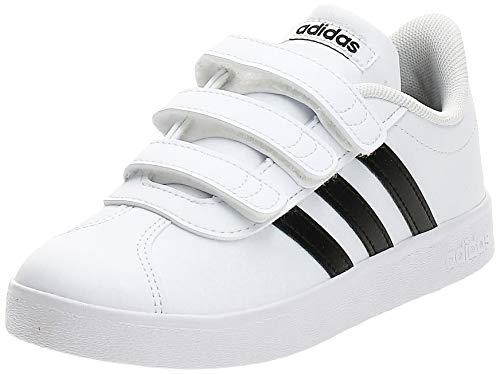 Adidas Vl Court 2.0 Cmf C, Zapatillas de deporte Unisex Niñ