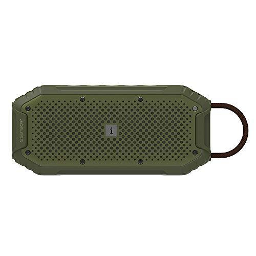 iBall Portable Speaker iBall Musi - Rock (Military Green)