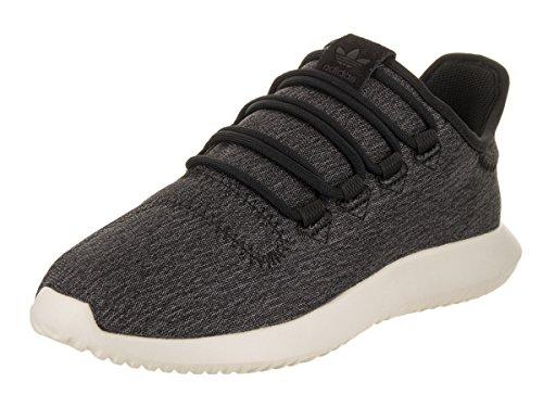 adidas Originals Tubular Shadow W Fashion Sneaker Damen, Schwarz (Core Black/Black/Legacy White), 37 EU