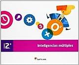 CUADERNO INTELIGENCIAS MULTIPLES 2 PRIMARIA - 9788429456066