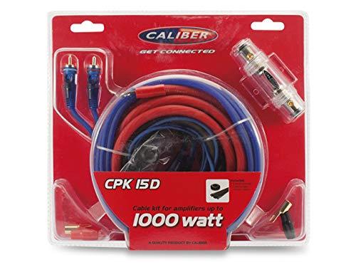Caliber Cpk15D Versterker Aansluit Set 1000 Watt
