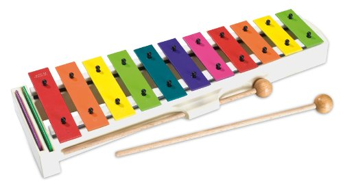 Sonor 27803101 - Toy Sound Glockenspiel BWG, Boomwhackers