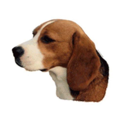 World Stickers Sweden AB Autocollant Beagle taille medium