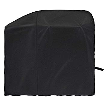 i COVER Grill Cover Designed for Pit Boss 700FB Wood Pellet Grills Heavy Duty Waterproof Canvas Black Barbeque BBQ Grill Cover G21626.