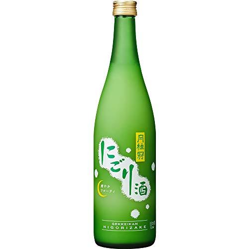 月桂冠 にごり酒 [ 日本酒 京都府 720ml ]