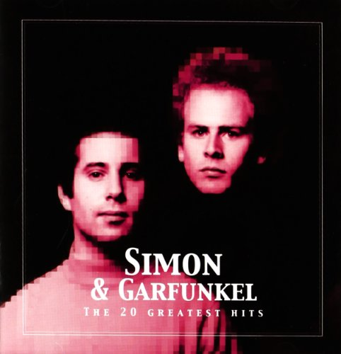 20 Hits - Simon & Garfunkel (Serie Negra) Cd