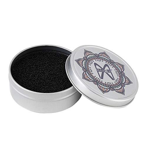 Vobor Make-up-Reinigungsbox - Make-up-Pinsel-Reinigungswerkzeug Kosmetisches...