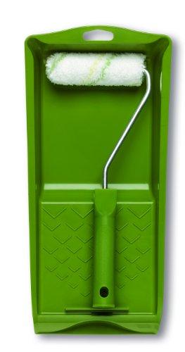Color Expert Lasurroller-Set, Microflor 9, 10 cm, 26 cm Bügel 86527044