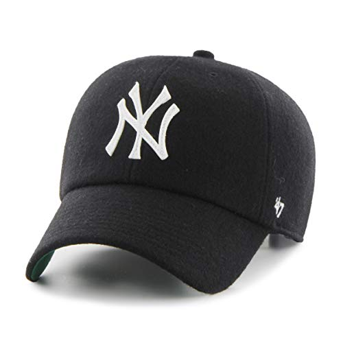 47 Brand MLB New York Yankees Droper Cap - Black