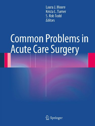 Common Problems in Acute Care Surgery (English Edition)