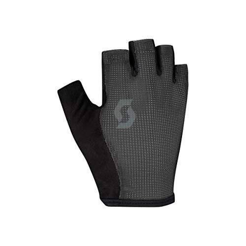 Scott Aspect Sport Junior Kinder Fahrrad Handschuhe kurz grau/schwarz 2020: Größe: M (6)