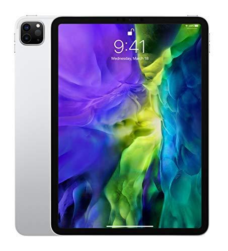 2020 Apple iPad Pro (11, Wi-Fi, 128GB) - Silber (2. Generation)