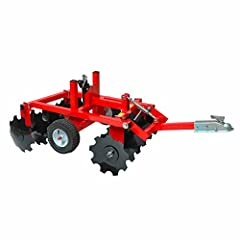 DEMA disc harrow 90 met chassis*