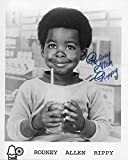 Rodney Allen Rippy original autographed photo 8X10