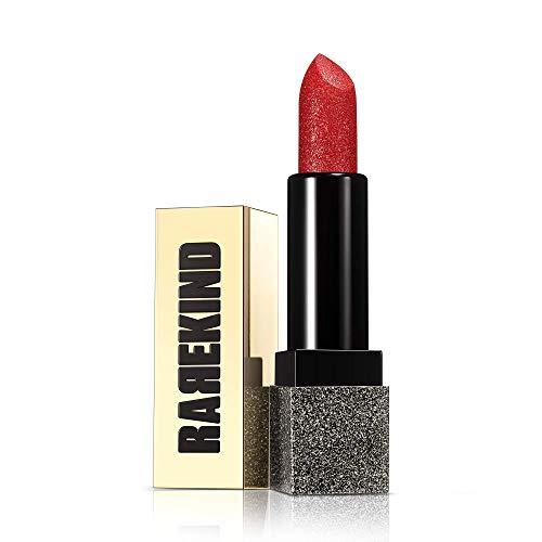 RAREKIND Glitter Lipstick by Amorepacific - Christmas Sparkle Lip Stick, Ultra-lightweight, Velvety-smooth, Long-Lasting Moisturizing Matte Lipstick, Cruelty-Free
