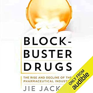 Blockbuster Drugs audiobook cover art