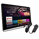12.5'' Car Headrest Video Player with 2.4G/5G Dual Brand WiFi,Android 9.0 Car TV Monitor Tablet IPS Touch Screen,Support Sync Screen Phone Mirroring Bluetooth/HDMI in/Out/FM/USB
