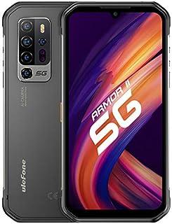 Ulefone-Armor 11 5Gスマートフォン、IP68 / IP69K耐水性モバイル、8GB + 256GB、48MP、5200mAh、Android 10 (Armor 11)