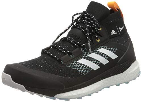 Adidas EF2356 wandelschoenen voor dames, carblack/ftWWHT/reagol.