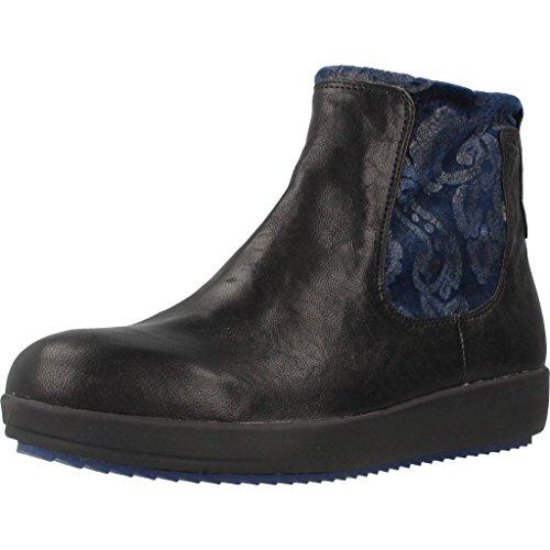 Stonefly Bottines - Boots, Couleur Noir, Marque, modèle Bottines - Boots Scuba 1 Vintage/BROC Noir