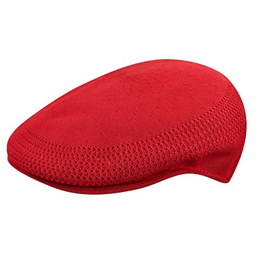 Kangol Headwear Tropic Ventair 504 Casquette Souple, Rouge (Scarlet), (Taille Fabricant: XX-Large) Homme