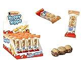 Caja con 28 Unidades de Kinder Happy Hippo 20,7 gr. (28 unds.). Dulces y Chocolates. Regalos Originales. Detalles para Bodas, Bautizos, Comuniones y Cumpleaños.