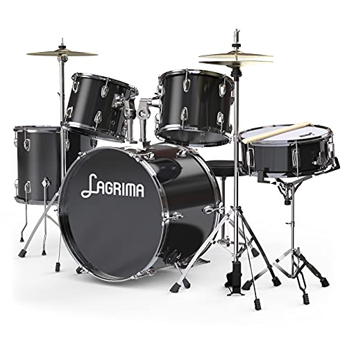 5 Piece Drum Set for Adults