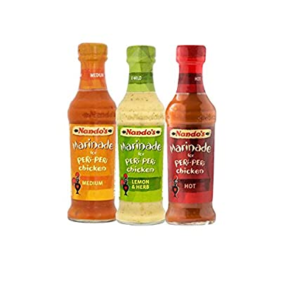 nandos marinade, End of 'Related searches' list